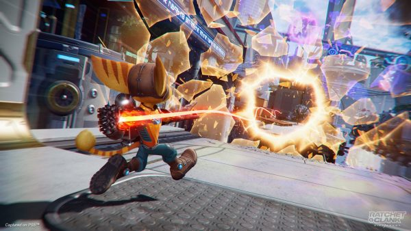 Ratchet and Clank Rift Apart Features