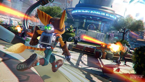 Ratchet and Clank Rift Apart Story