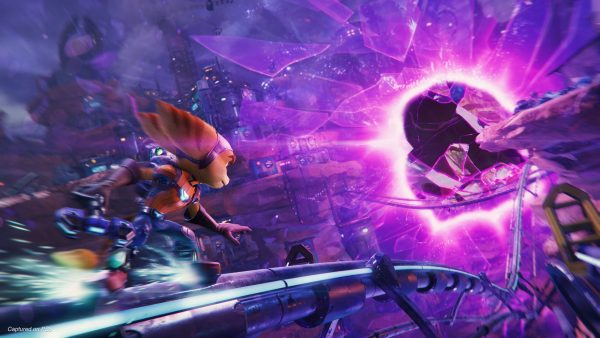 Ratchet and Clank Rift Apart What Kind of Game
