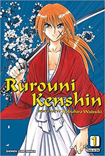 Rurouni Kenshin best manga