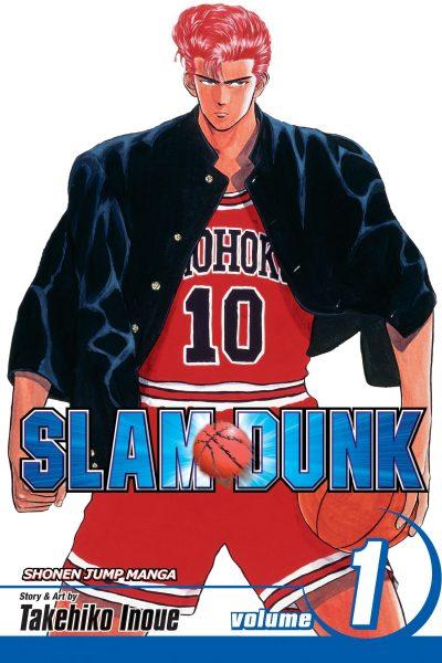 Slam Dunk best manga