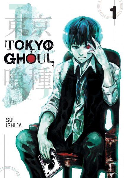 Tokyo Ghoul best manga