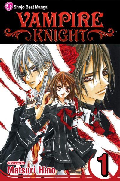Vampire Knight best manga
