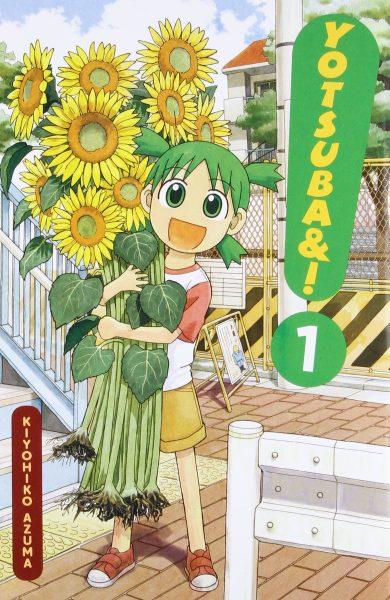 Yotsuba best manga