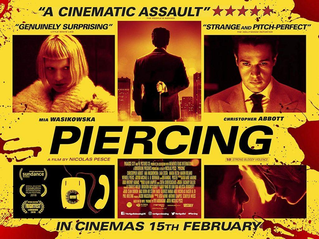 piercing netflix
