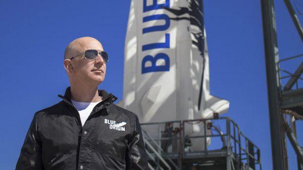 Jeff Bezos' Blue Origin