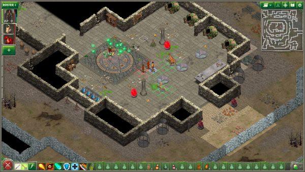 Geneforge 1 Gameplay