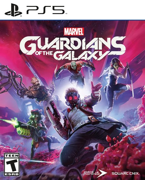Guardians of the Galaxy game PS5