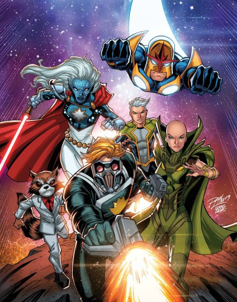 Guardians of the Galaxy Continuity