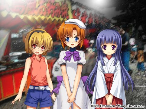 Higurashi When They Cry: Why You Should Play the Murder Mystery Series' Visual Novels