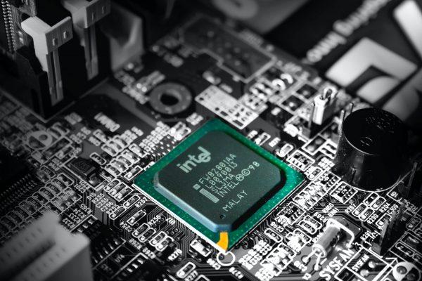 Intel core chip set up