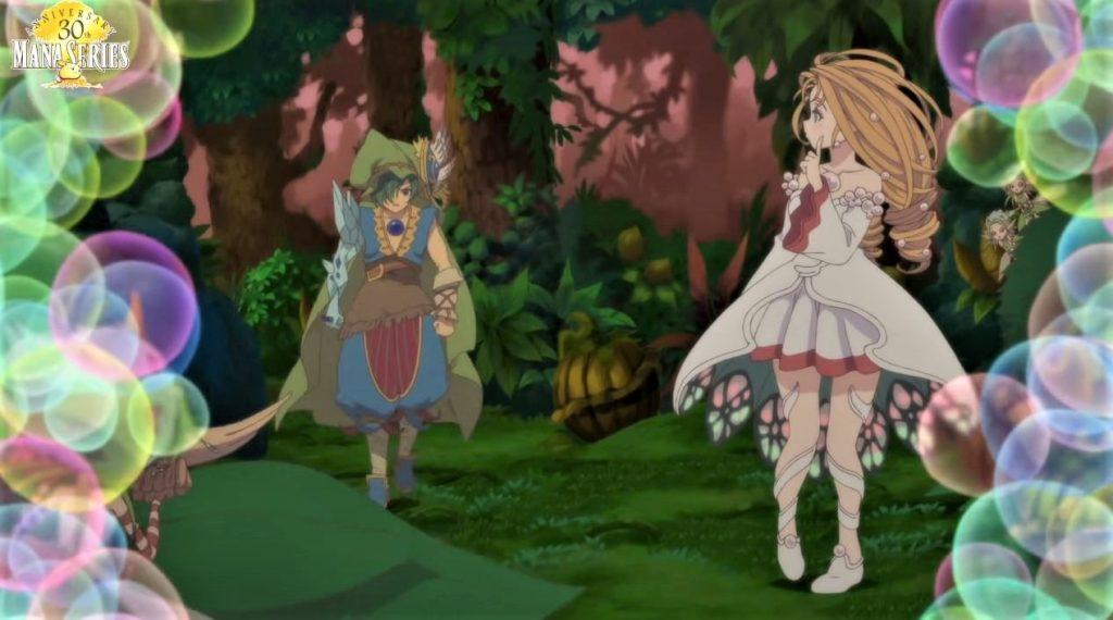 Legend of Mania Anime