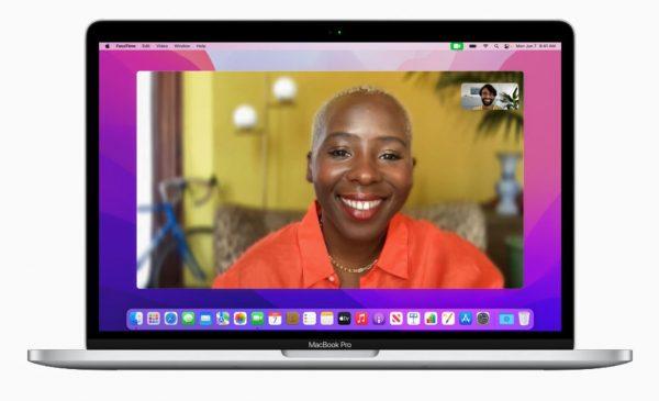 Apple M1 Portrait Mode