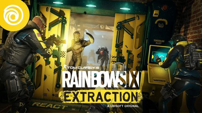 Rainbow Six Extraction: What to Expect From The Sequel to Rainbow Six Siege