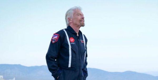 Richard Branson - Virgin Galactic