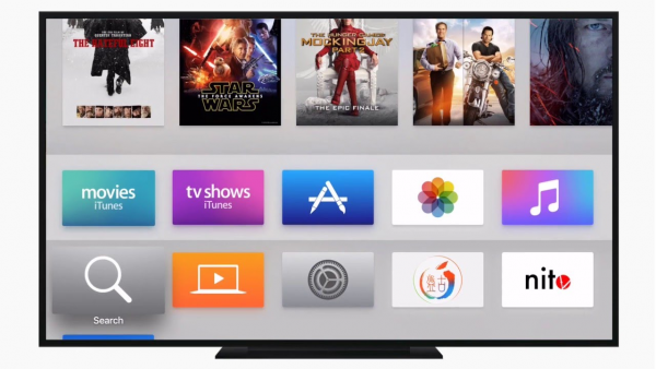 how to add apps to apple tv Seach for Apps