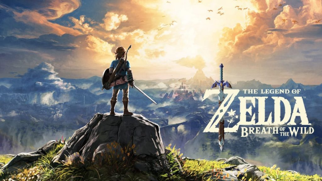 The Legend of Zelda: Breath of the Wild Switch exclusives