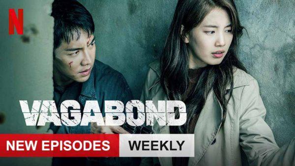 Vagabond for best korean dramas on netflix