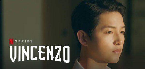 Vincenzo for best korean dramas on netflix