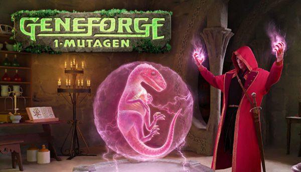 What Is Geneforge 1 Mutagen