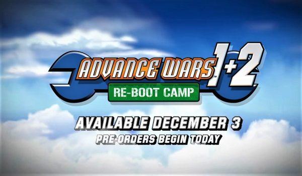 advance wars pre order