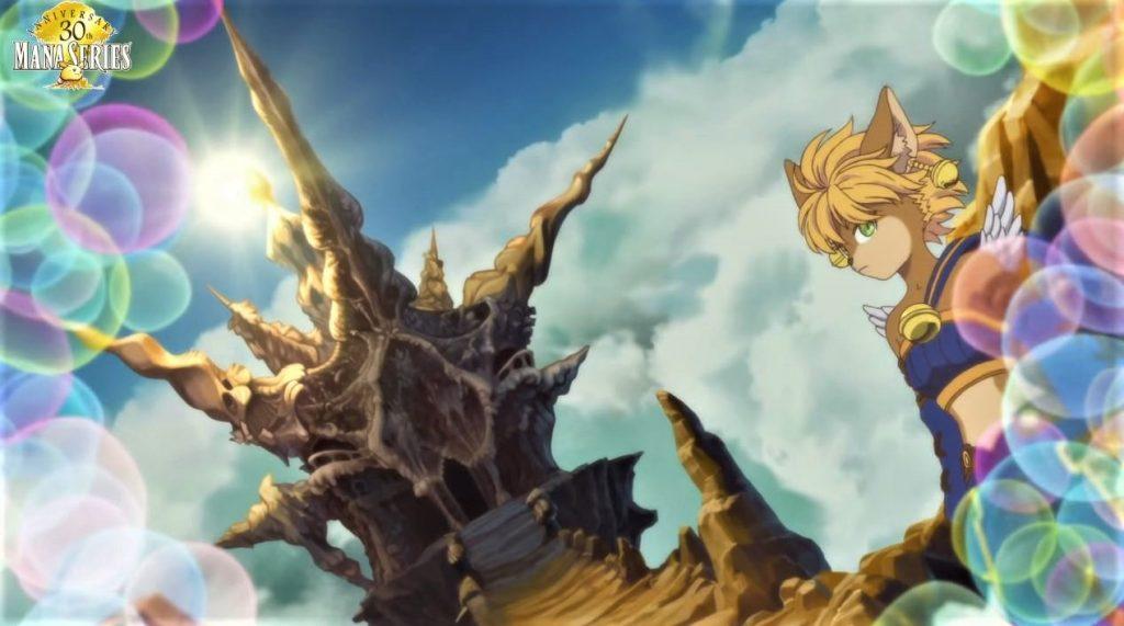 mania anime setting