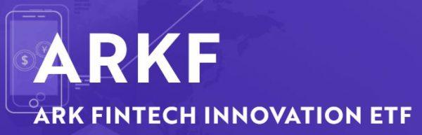ARKF fintech logo