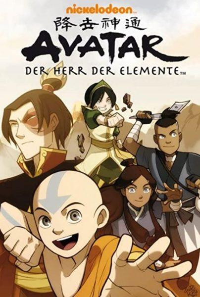 Avatar: The Last Airbender promo.