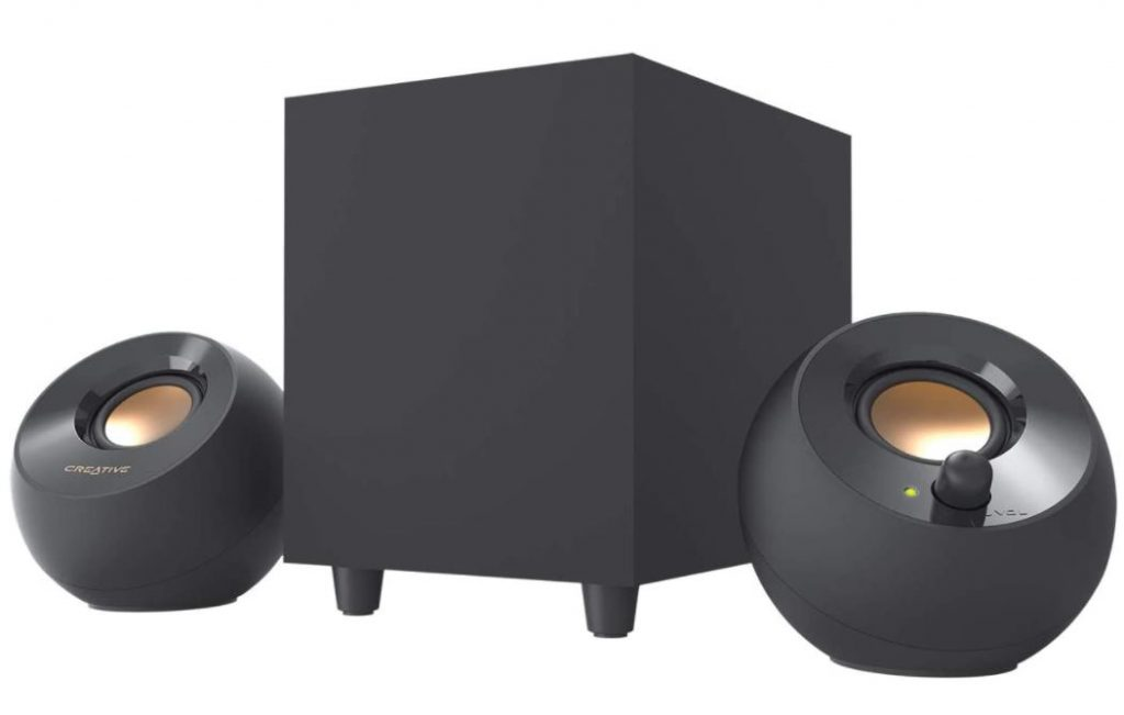 http://Creative%20Pebble%20home%20office%20speakers.