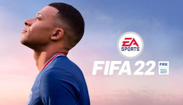 FIFA 22 cover