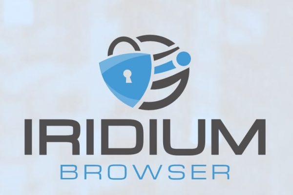 The Iridium browser logo.