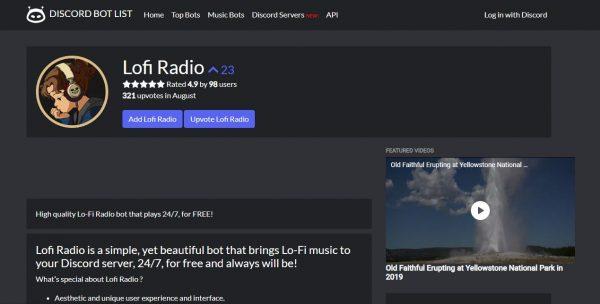 Lofi Radio