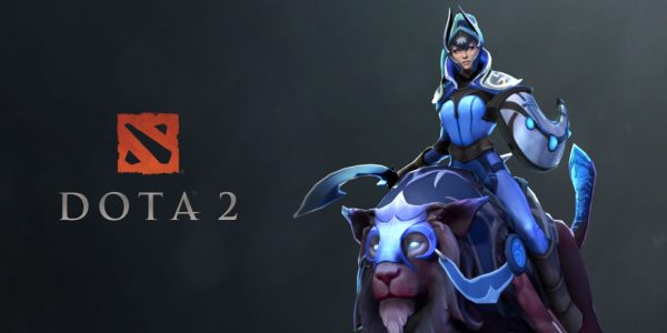 Luna Dota 2 Character