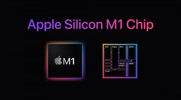 M1 chip SOC