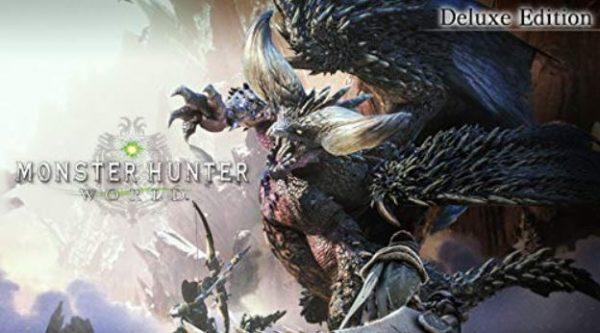 The Monster Hunter: World game.