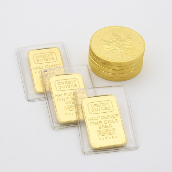 Gold Backed Stablecoin