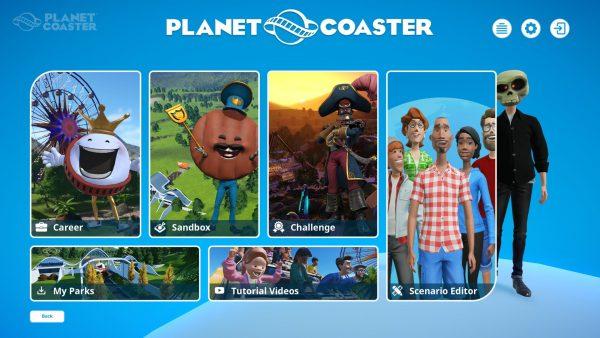 Planet Coaster Replayability