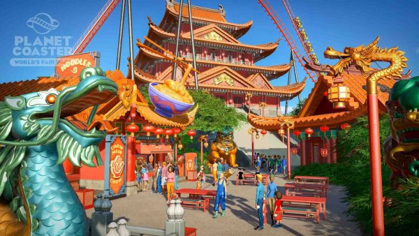 Planet Coaster World's Fair Bundle