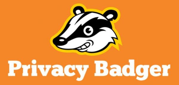 Privacy browser extension, Privacy Badger logo.