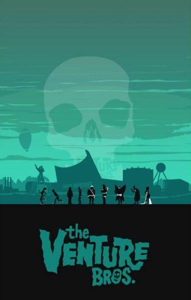 The Venture Bros Adult Swim promo.