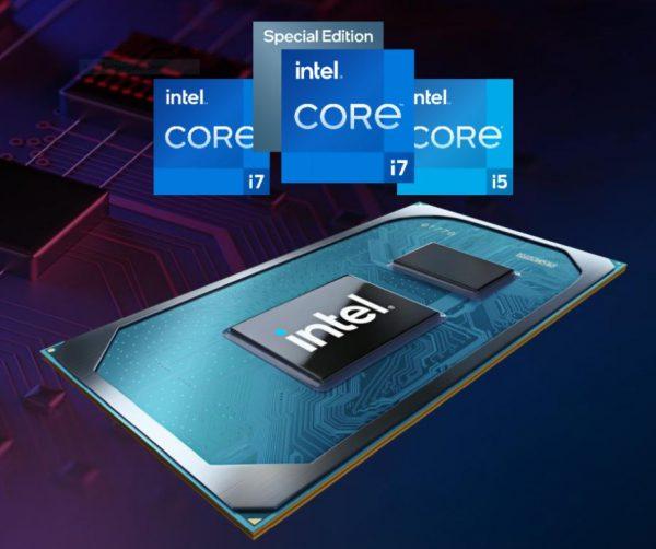 Tiger Lake Intel chip in the GPD Win 3.