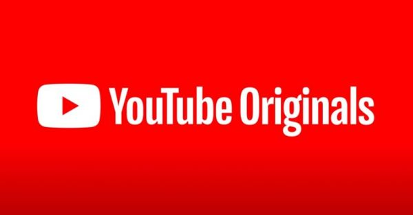 YouTube Originals Logo