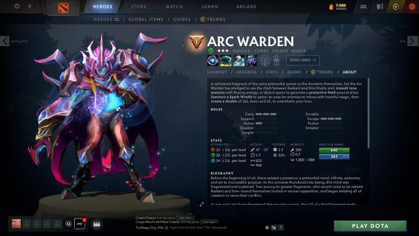 Arc Warden