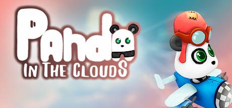 Panda in the Clouds