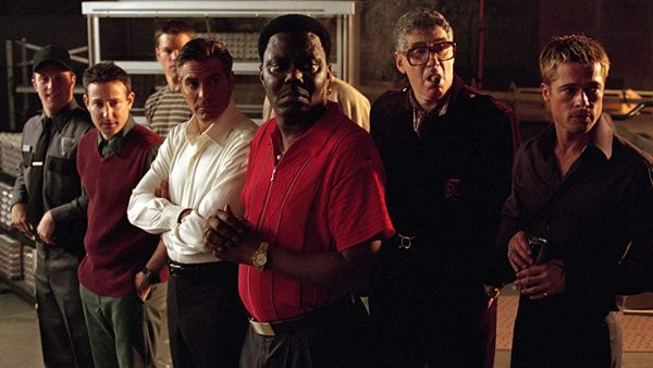 the team best heist movies